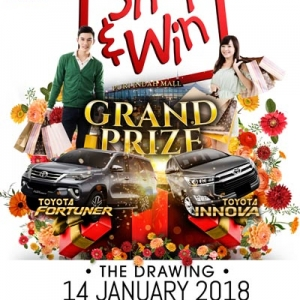 Shop And Win 2017