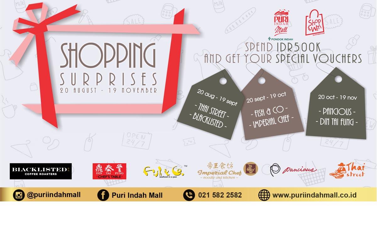 Shopping Surprise