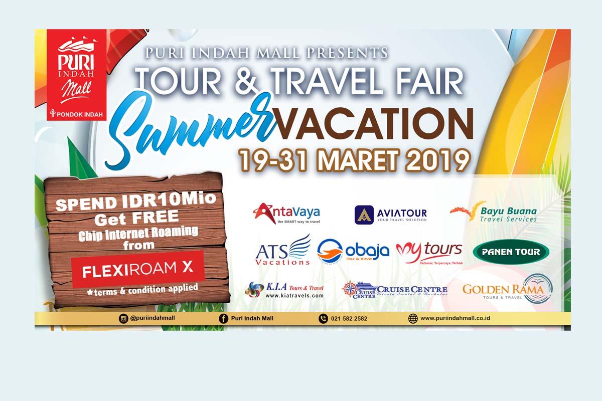 Summer Vacation 2019